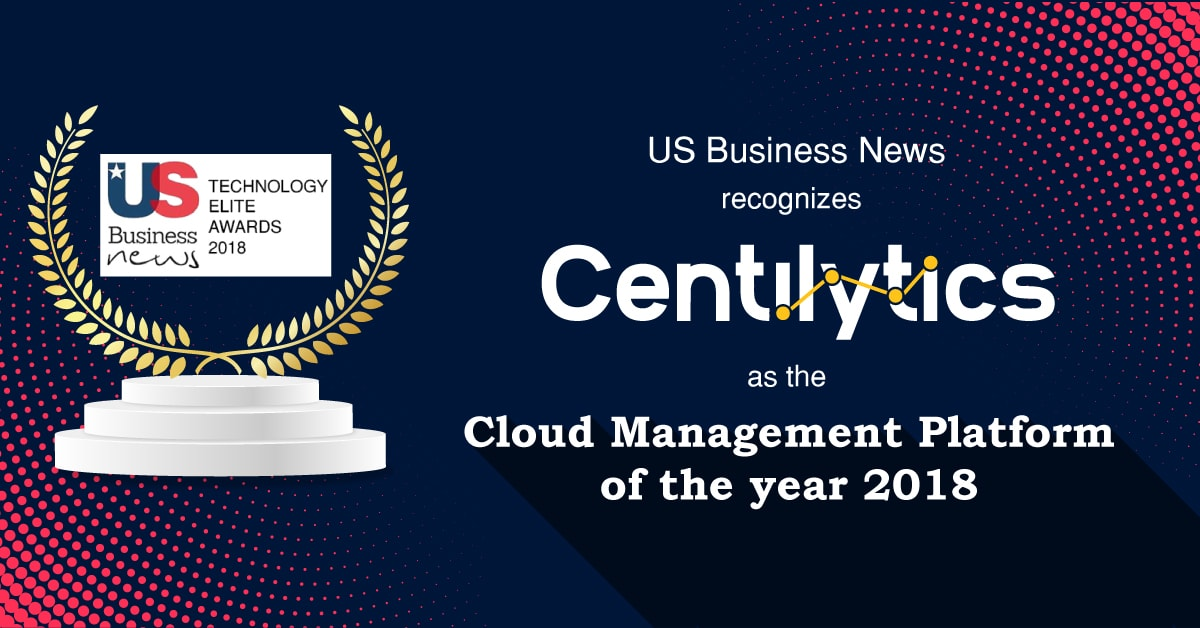 centilytics cloud management platform
